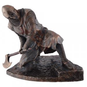 Statueta cavaler templier Aparatorul