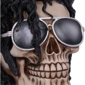 Statueta craniu Bad 16cm
