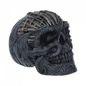 Statueta Craniu cu sabii 18.5cm