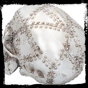 Statueta craniu Placi 19 cm