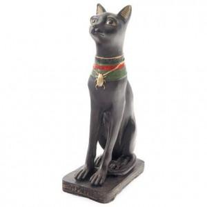 Statueta egipteana Bast 20 cm