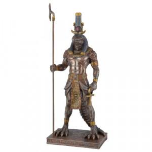 Statueta egipteana Sobek 29cm