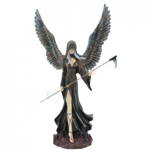 Statueta inger gotic Immortal Death 31cm