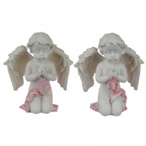 Statueta ingeras Rugaciune 7 cm