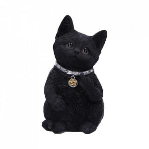 Statueta pisica neagra Cattitude 16.5cm