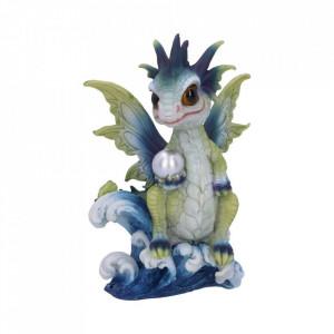 Statueta pui de dragon Water Hatchling 14 cm