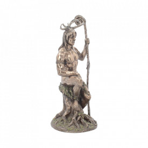 Statueta zeita celtica Herne 27.5 cm