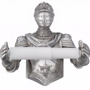 Suport hârtie igienica medieval Cavalerul curajos