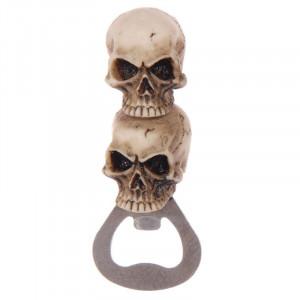 Desfacator sticle Craniu Dublu
