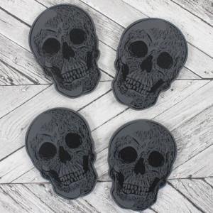 Set 4 coastere Craniu