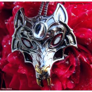 Pandantiv Masca lupului