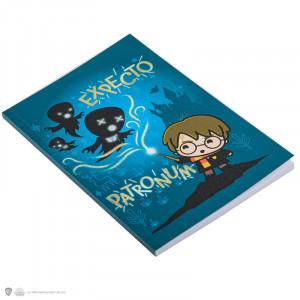 Agenda/Jurnal A5 licenta Harry Potter - Expecto Patronum