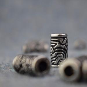 Bijuterii vikinge pentru barba/par Jorvik dragon