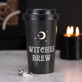 Cana termos din bambus Witches Brew