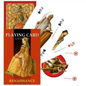 Carti de joc Epoca Renascentista