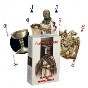 Carti de joc Templieri