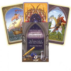 Carti Tarot Mystical - Marie-Anne Lenormand