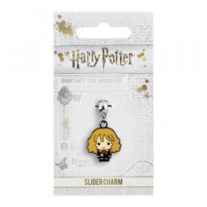 Charm placat argint licenta Harry Potter Hermione Granger