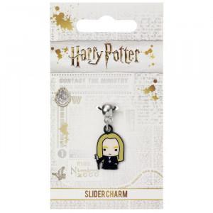 Charm placat argint licenta Harry Potter Lucius Malfoy