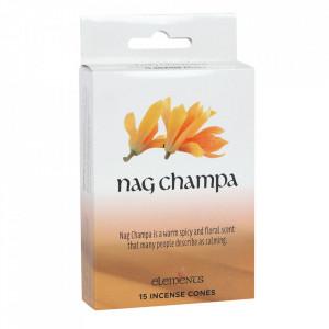 Conuri tamaie parfumata Elements - Nag Champa