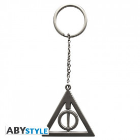 Deathly Hollows - licensed Harry Potter 3D Keychain