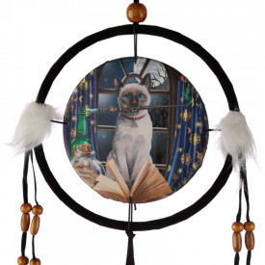 Dreamcatcher pisica Hocus Pocus - Lisa Parker 16 cm