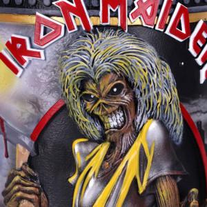 Halba Iron Maiden The Killers 15.5cm