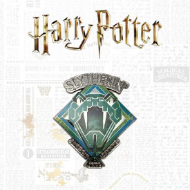 Insigna licenta Harry Potter - Casa Slytherin