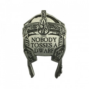 Insigna licenta Lord of the Rings - Gimli's Helmet