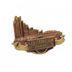 Magnet frigider Game of Thrones - Kings Landing 10 cm
