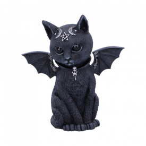Malpuss Winged Occult Cat Figurine
