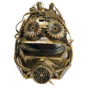 Masca steampunk Coif Extraterestru