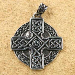 Pandantiv argint Cruce Celtica