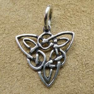 Pandantiv argint Nod celtic 2.6cm