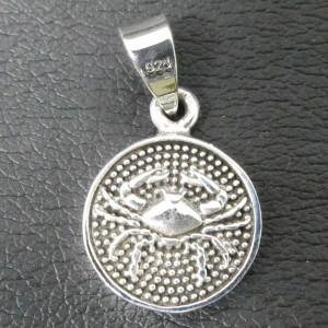 Pandantiv argint semn zodiacal Rac