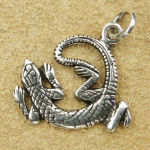 Pandantiv argint Soparla