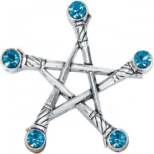 Pandantiv Pentagramă din săbii