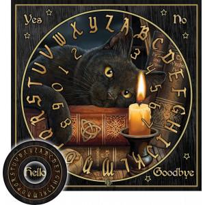 Placă Ouija Ora vrăjitoarelor