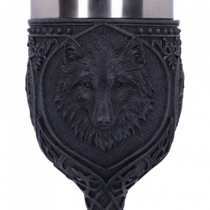 Pocal Lupul nocturn 20 cm