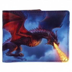 Portofel barbati cu dragon Foc din cer