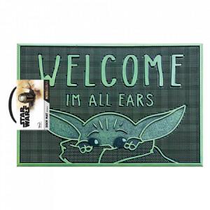 Pres usa The Mandalorian Welcome - I'm all ears