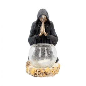 Reapers Prayer Candle Holder 19.5cm