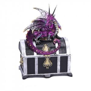 Reptilian Riches Jewelry Box