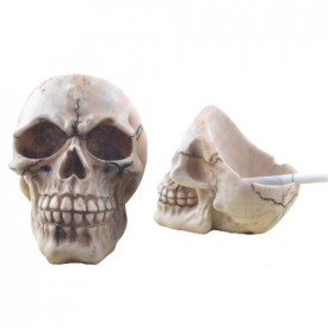 Scrumiera Craniu 12 cm
