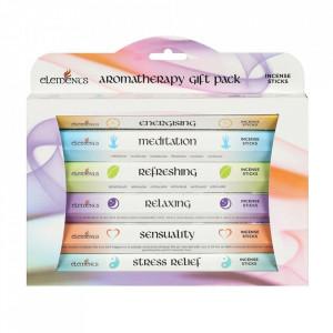 Set cadou de betisoare de tamaie - Aromatherapy
