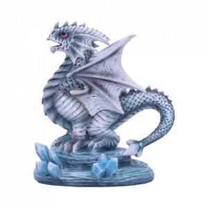 Statueta Age of Dragons - Dragon de piatra pui - Anne Stokes - 11cm