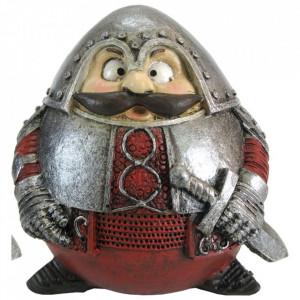 Statueta cavaler medieval Sir Render. 9 cm