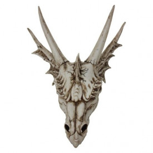 Statueta Craniu de dragon 32 cm