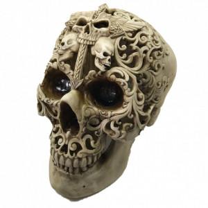 Statueta craniu Ornament 36 cm