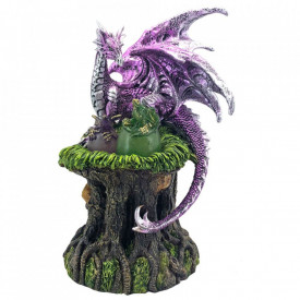 Statueta Cuibul Dragonilor 24cm
